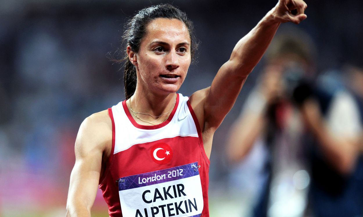 Asli Cakir Alptekin can return to competition