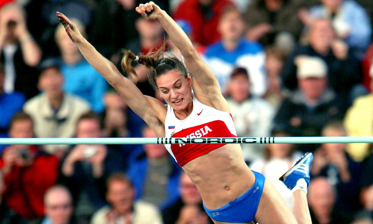 Yelena Isinbayeva elected to IOC Athletes' Commission