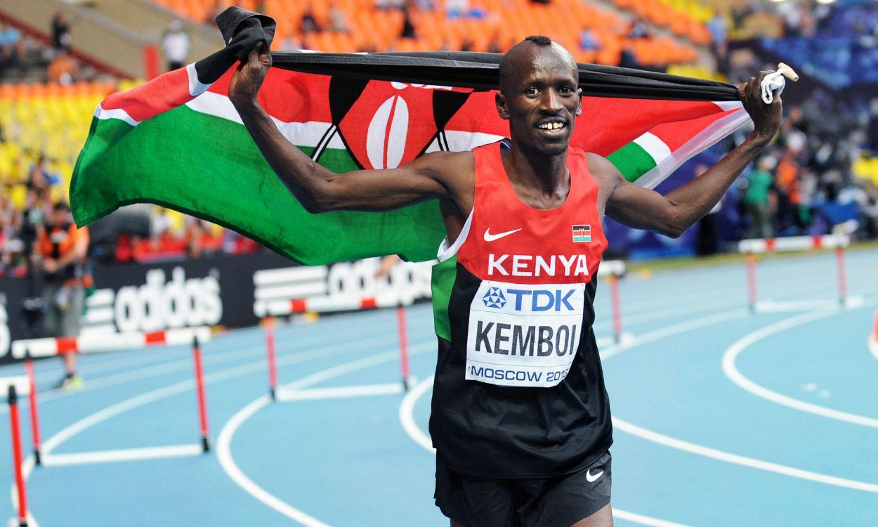 World Championships: Men's 3000m steeplechase