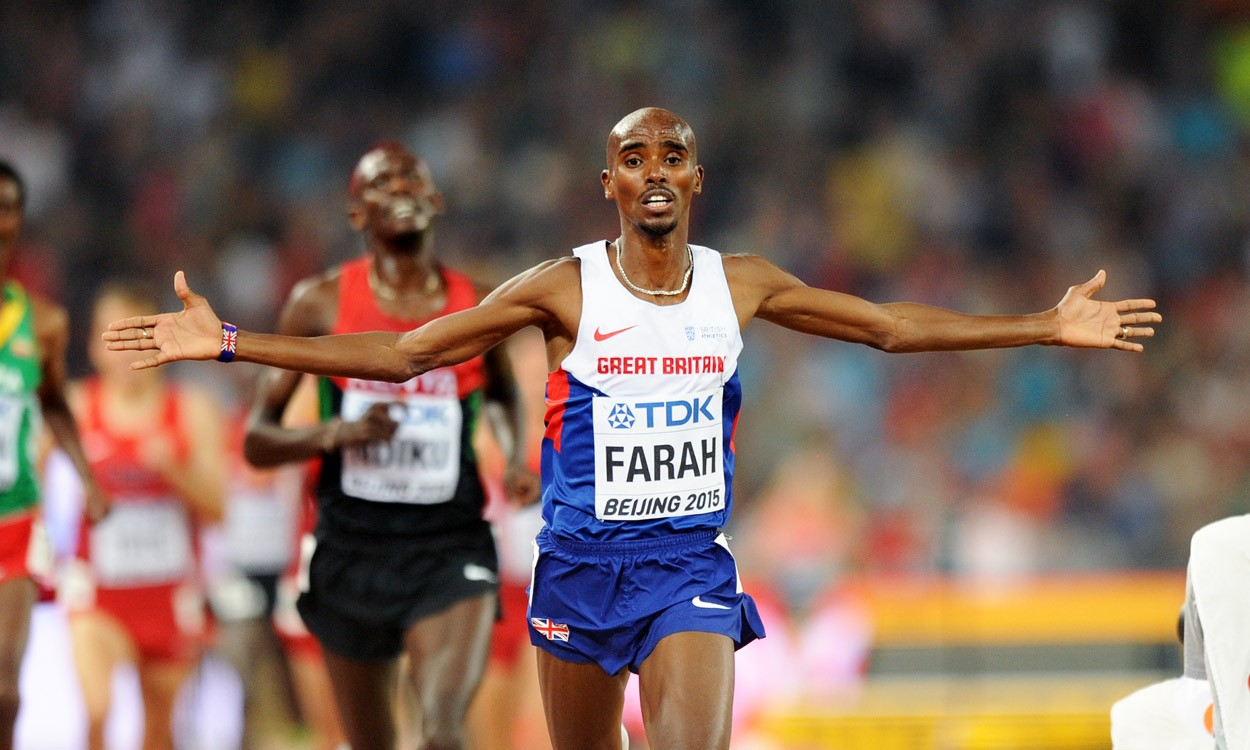 A rough guide to Mo Farah's greatness