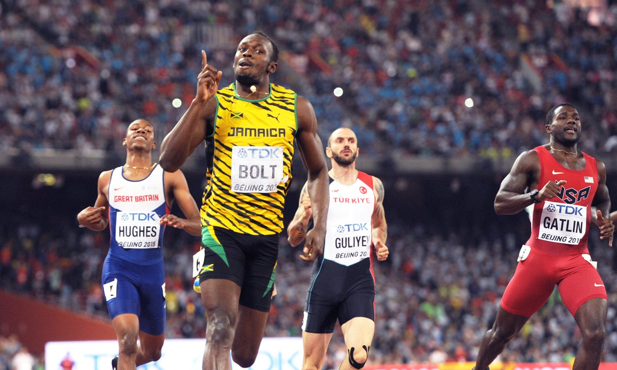 Usain Bolt wins fourth World Championships 200m gold