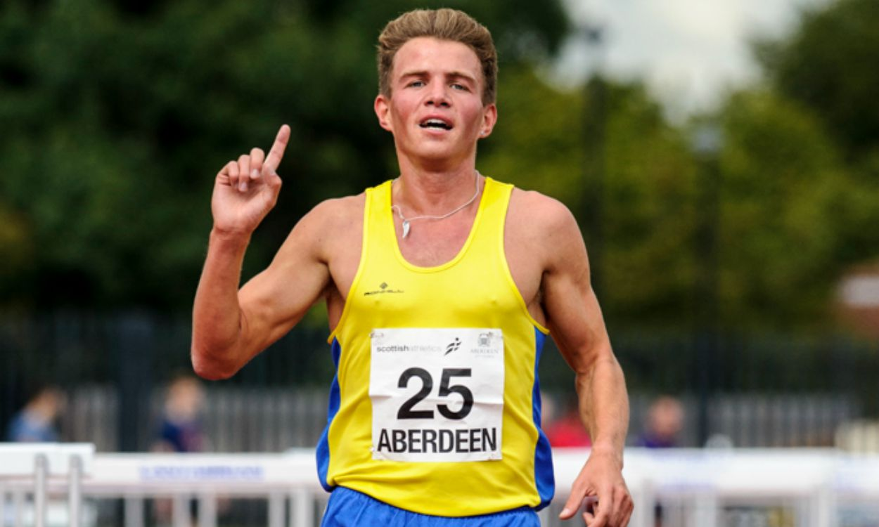 Andrew Butchart wins first Scottish track gold with 5000m success