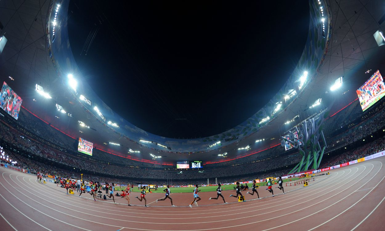 IAAF World Championships in pictures