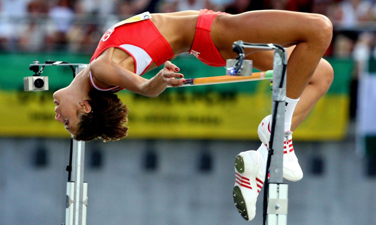 World Championships: Women's high jump