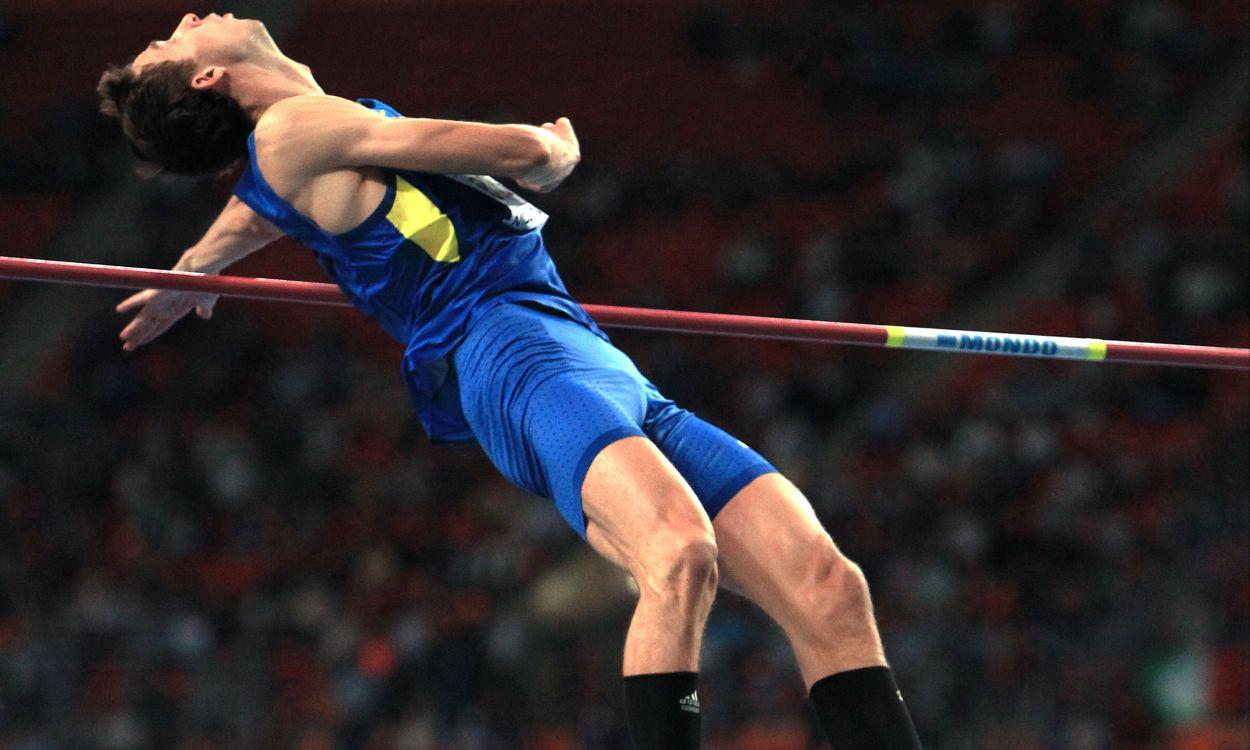 World Championships: Men's high jump