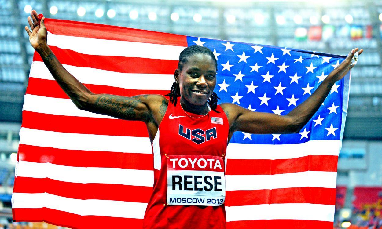 World Championships: Women's long jump