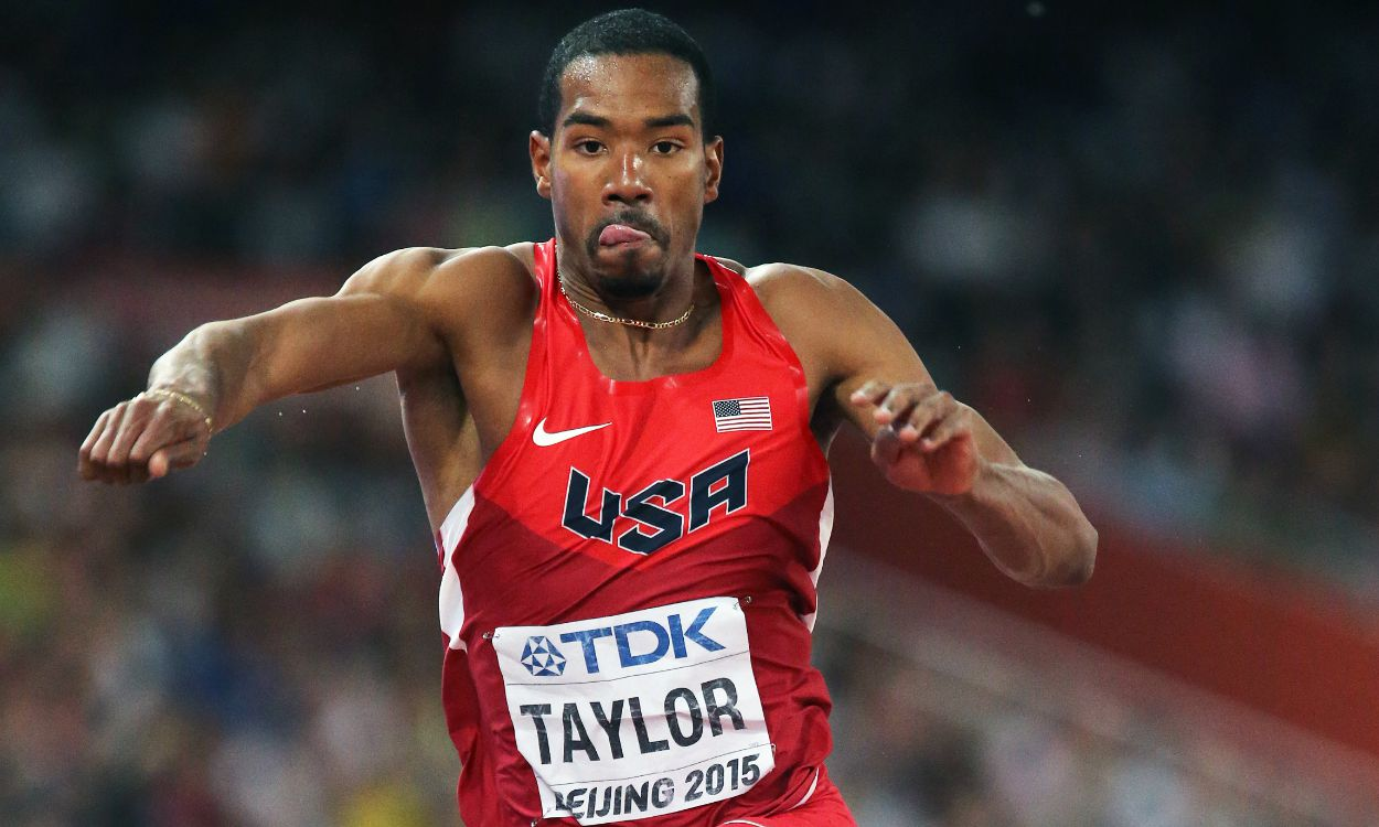 Christian Taylor: Olympic triple jump gold gives extra 'swag'