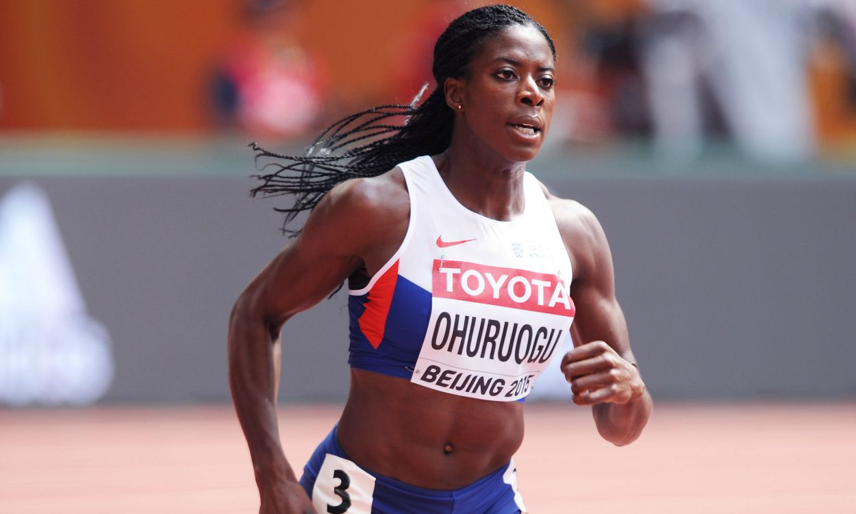 Christine Ohuruogu to lead England Nitro Athletics Melbourne team