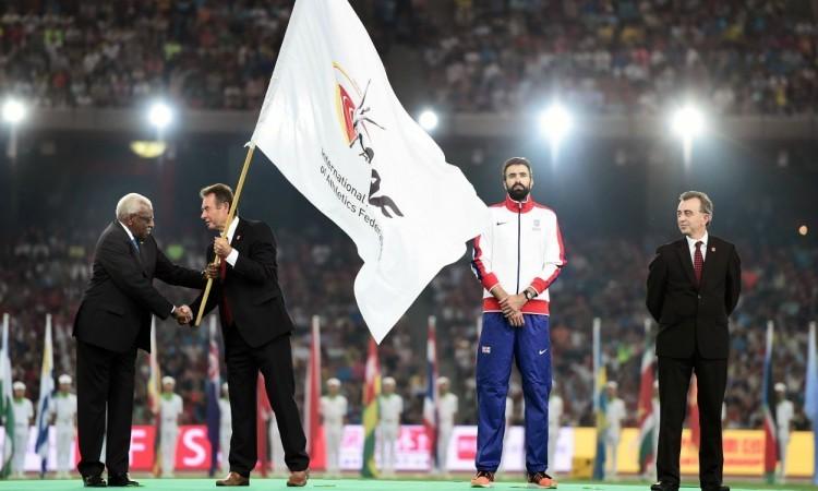 flag handover london 2017