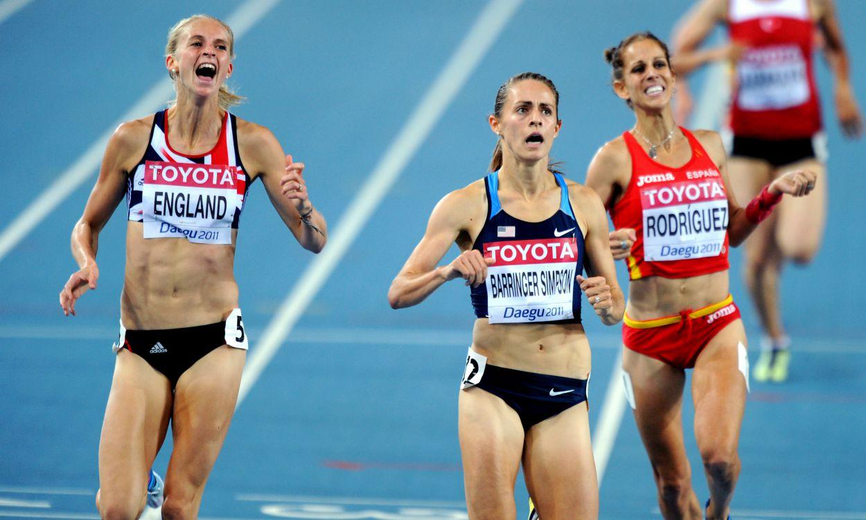 World Championships: Women's 1500m