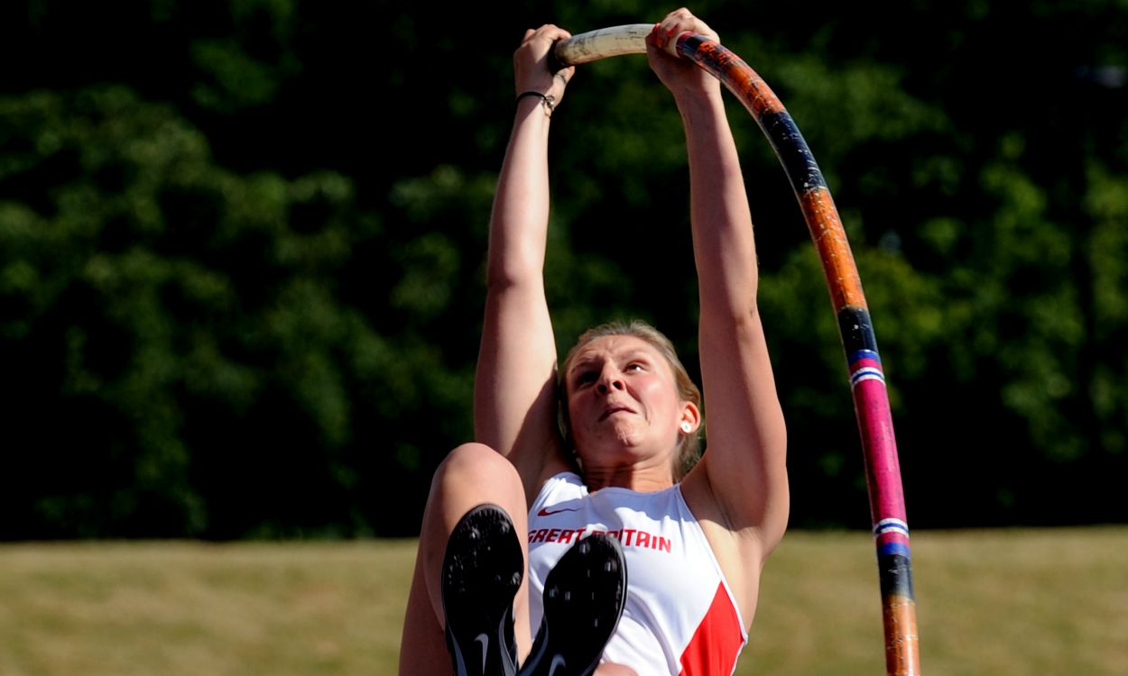 Holly Bradshaw feeling fresh ahead of Beijing
