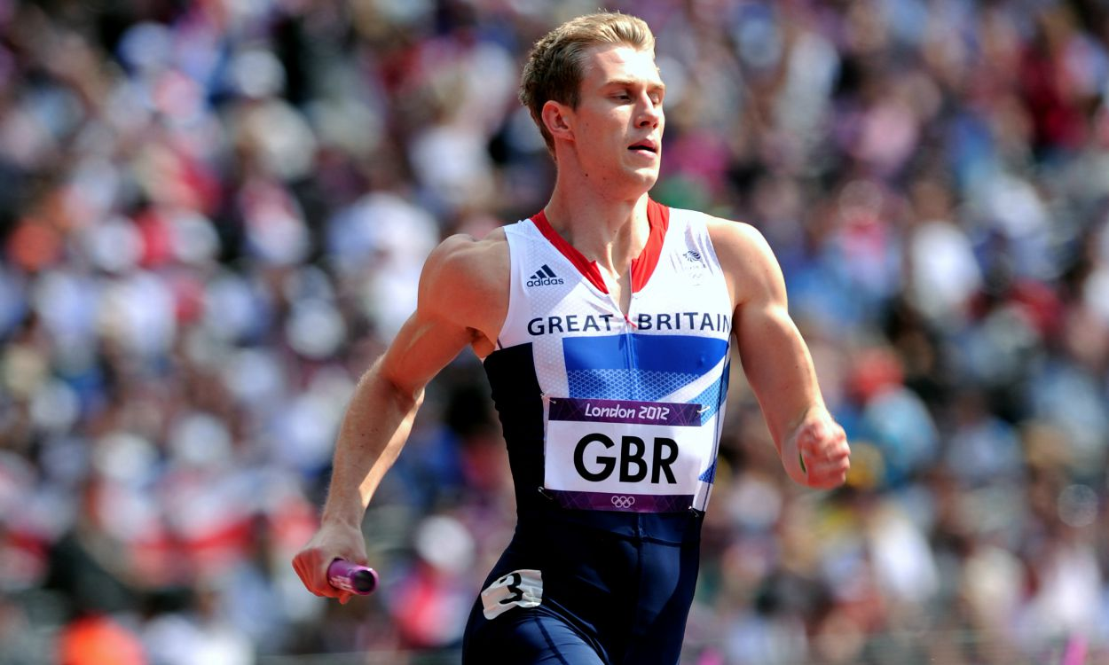 Jack Green praises strength of British 4x400m squad