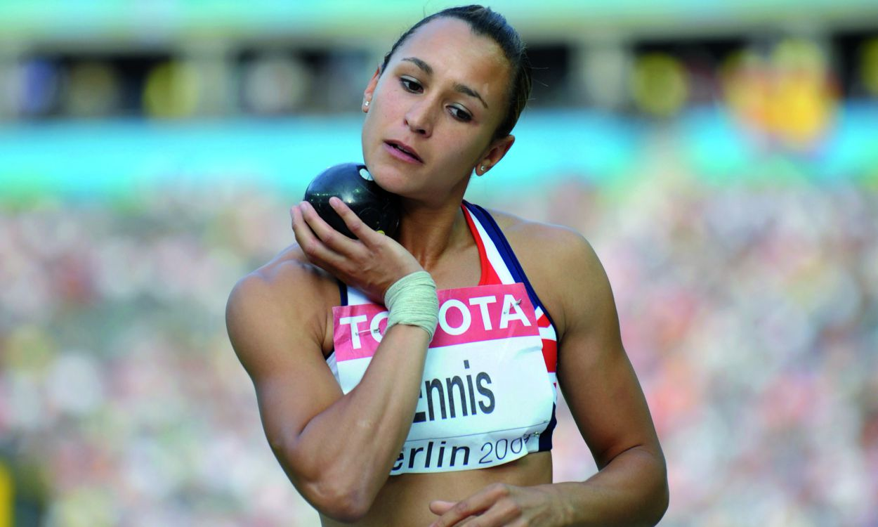 World Championships: Heptathlon