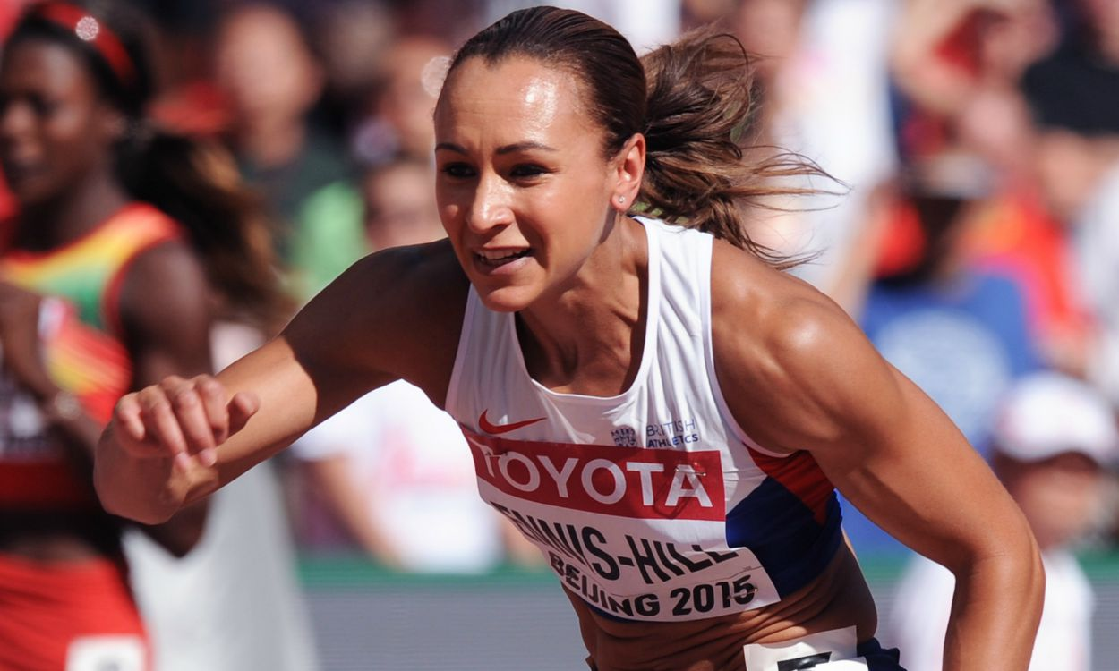 Jess Ennis-Hill to contest hurdles and long jump at Anniversary Games