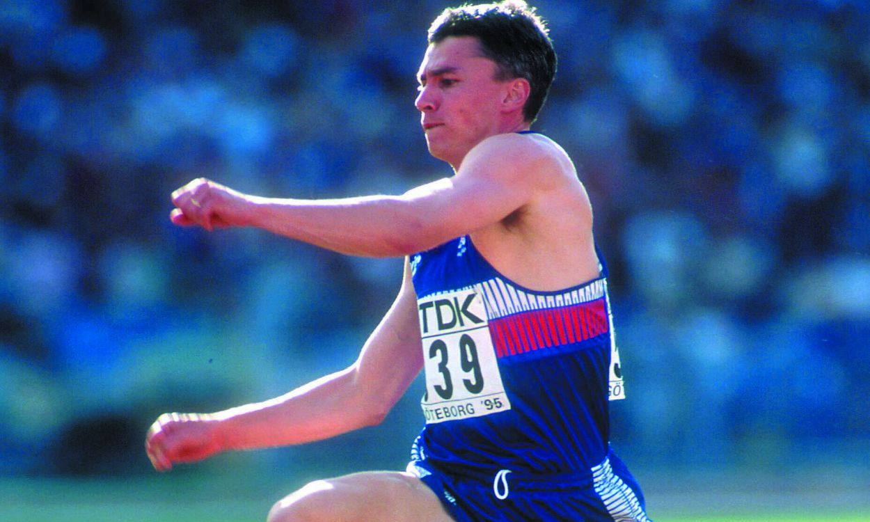 IAAF World Championships history: Gothenburg 1995