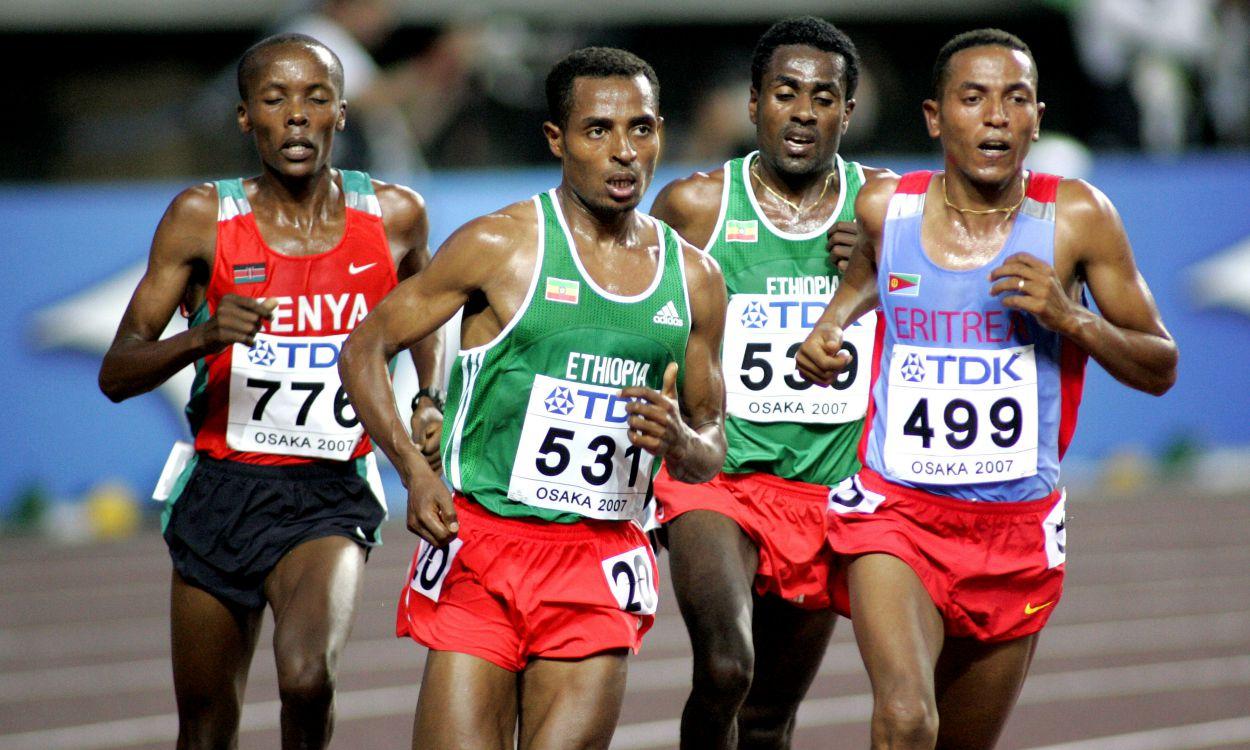 World Championships: Men's 10,000m