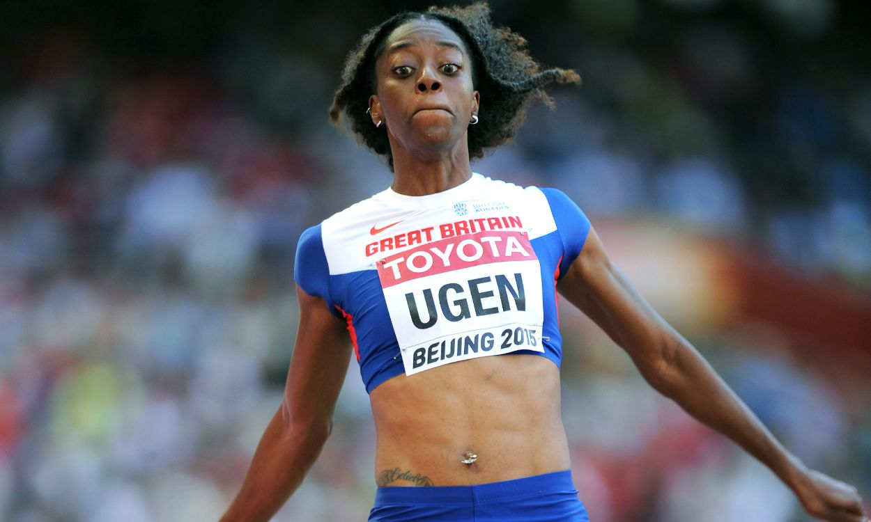 Year of progress helps Lorraine Ugen overcome competition jitters pre-Rio