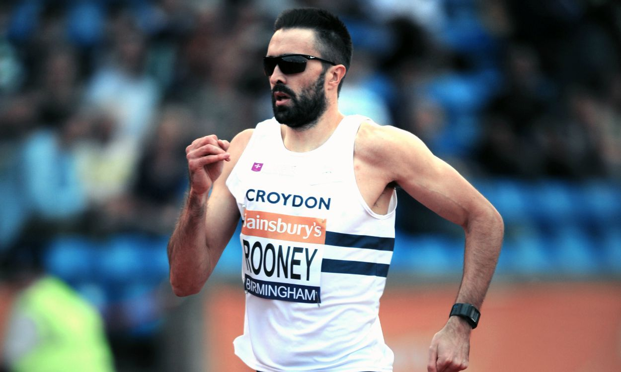 Martyn Rooney to captain GB World Champs team