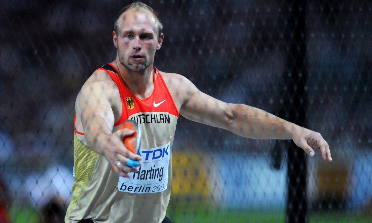 World Championships: Men's discus