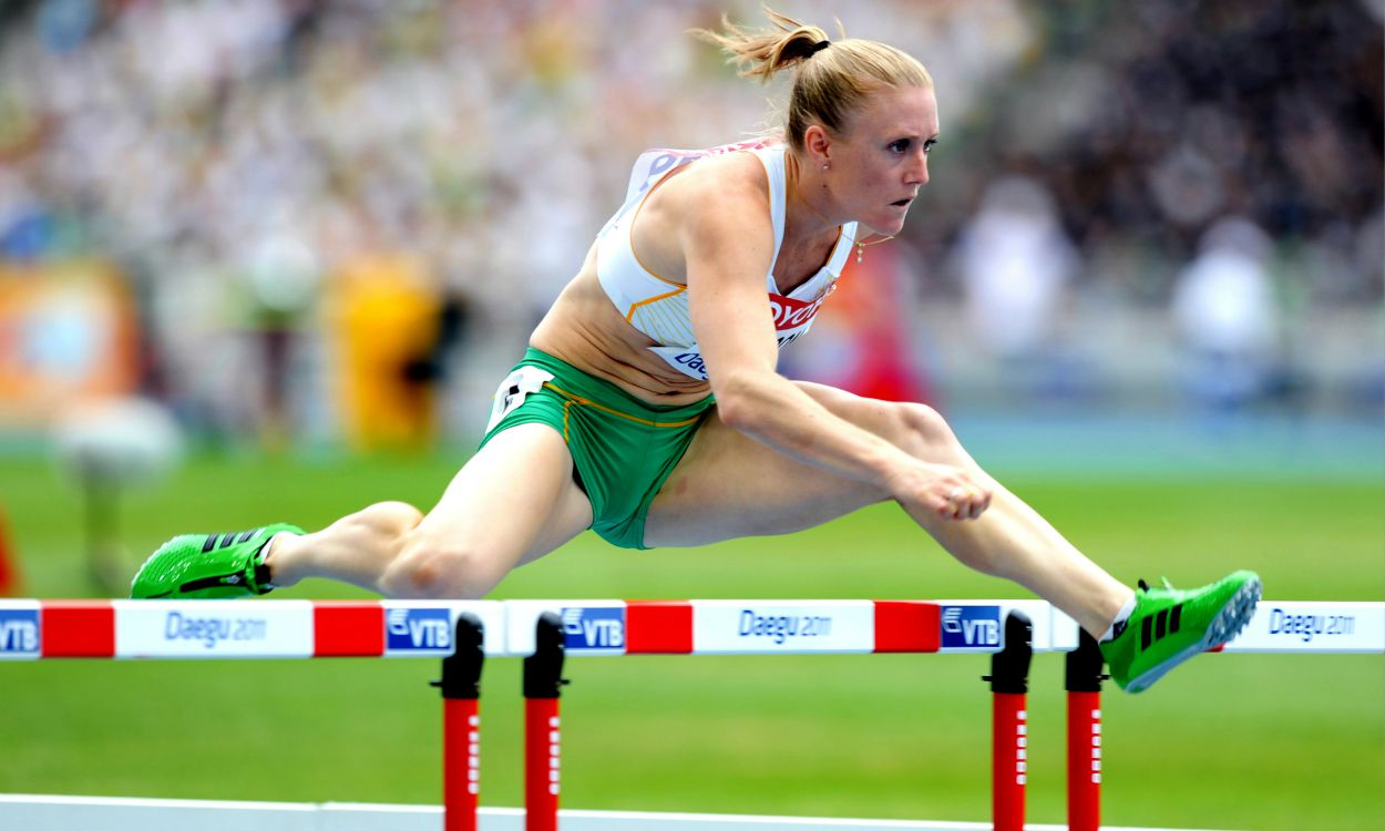 World Championships: 100m hurdles
