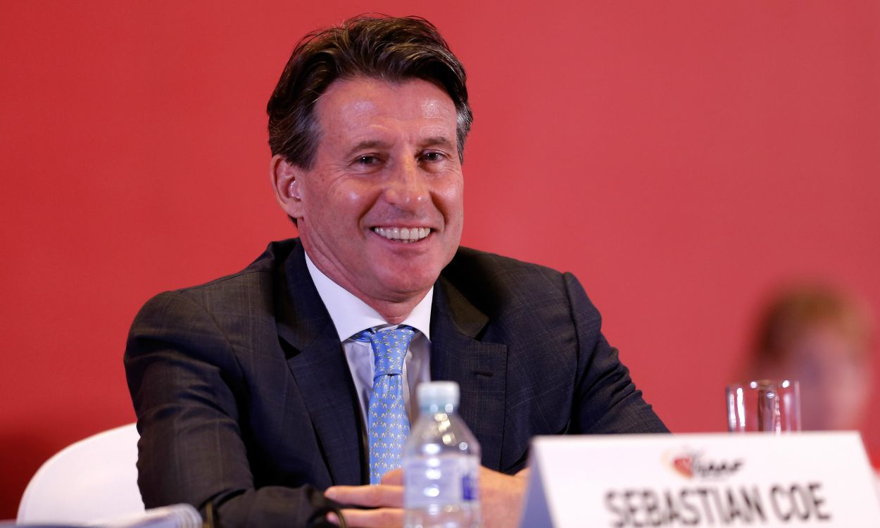 Seb Coe elected as IAAF president
