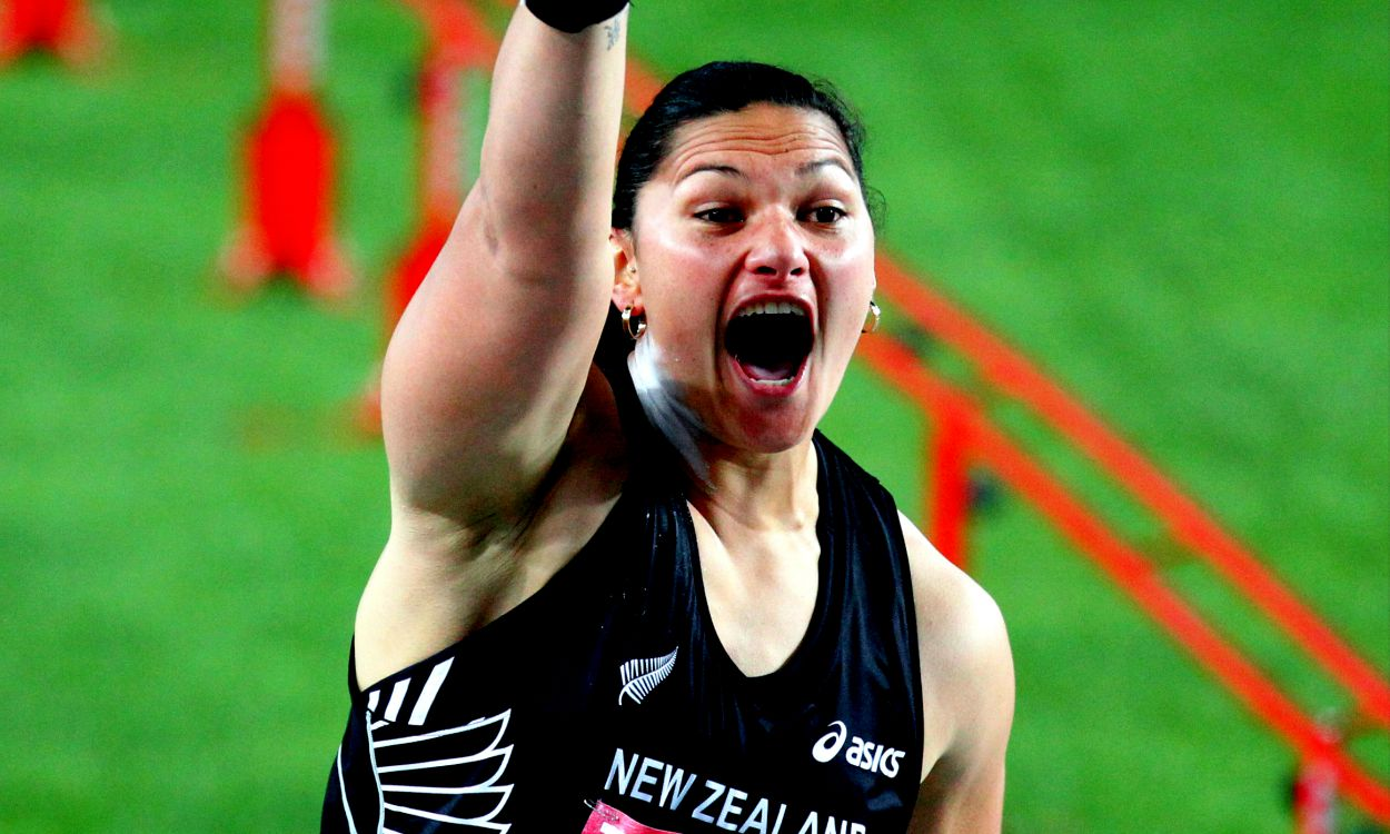 World Championships: Women's shot put