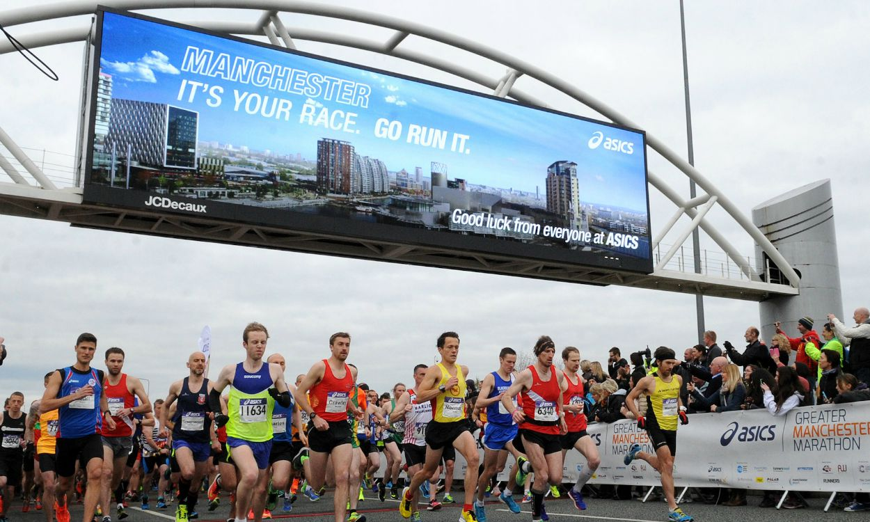 Looking ahead to the 2016 ASICS Greater Manchester Marathon