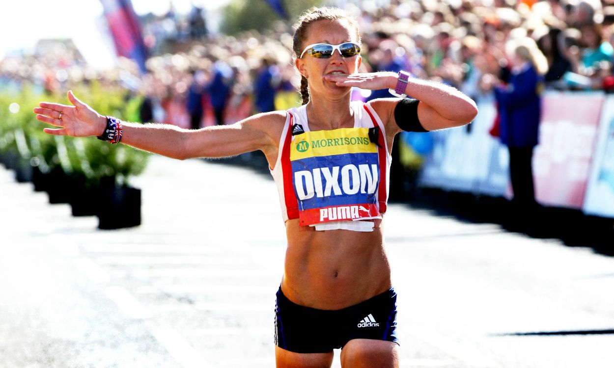 Athlete insight – Alyson Dixon