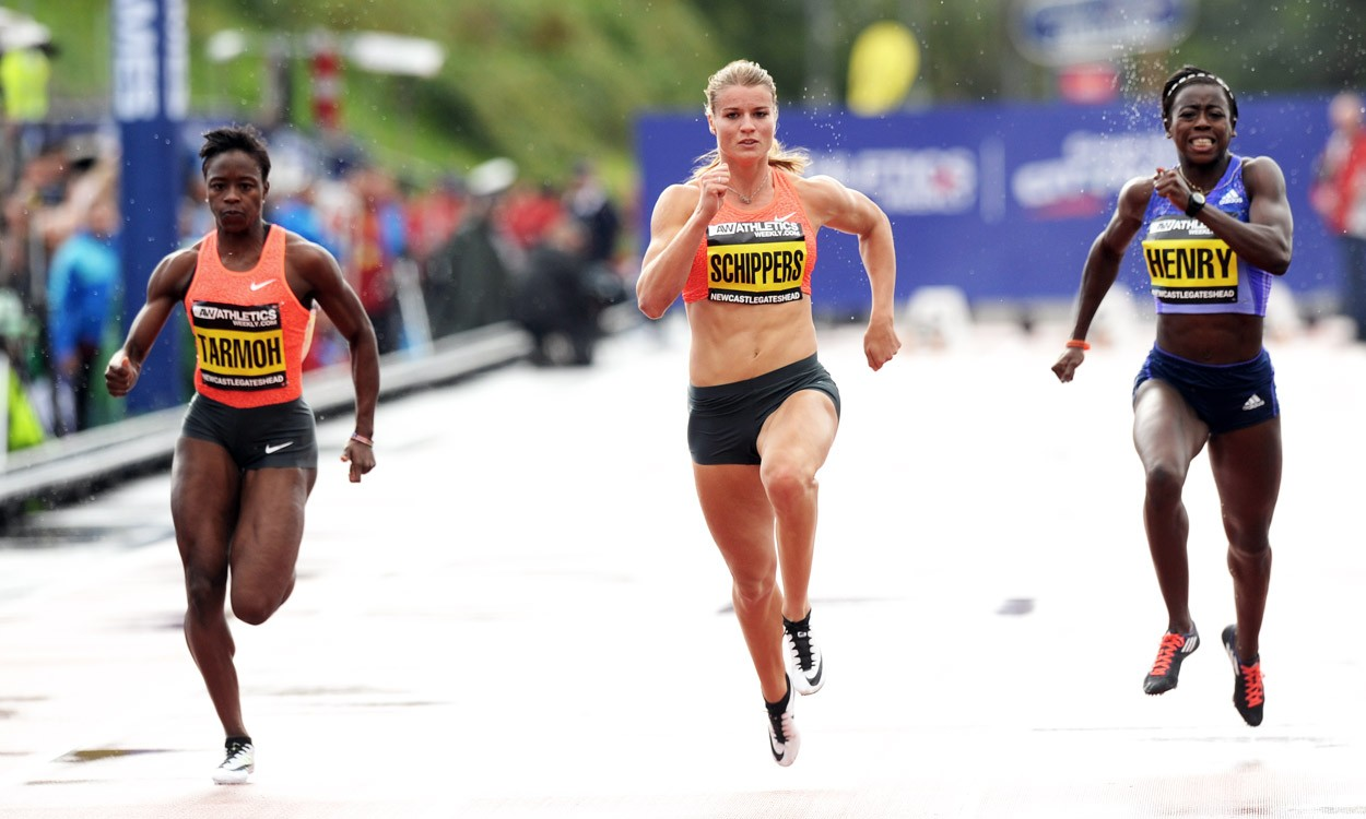 Dafne Schippers to race 100m at Great CityGames Manchester