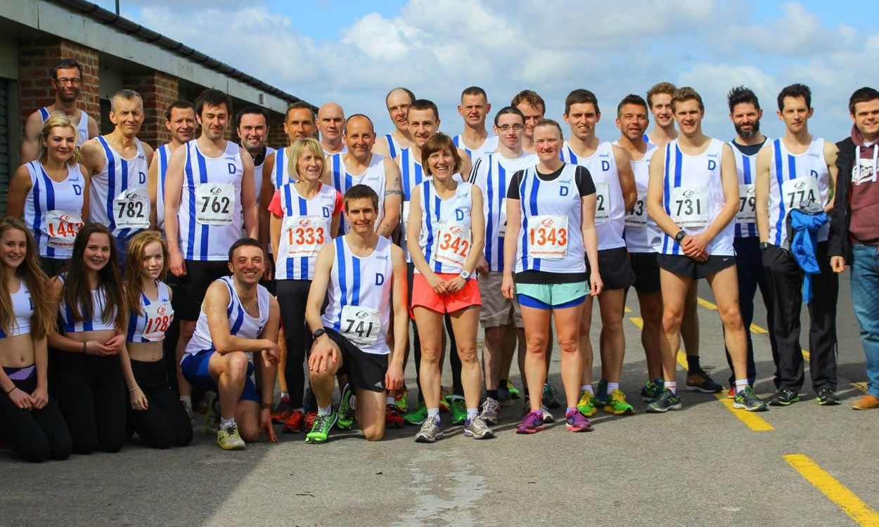 Club night: Darlington Harriers & AC