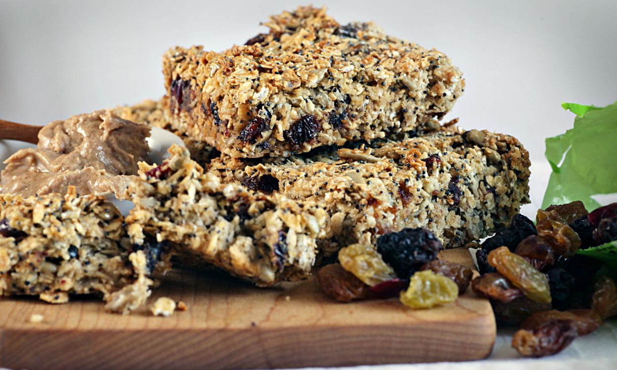 Recipe: Go faster energy bars