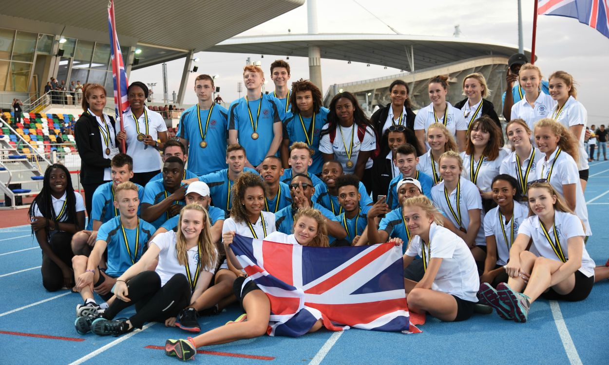 British juniors fly the flag at European Champion Clubs Cup