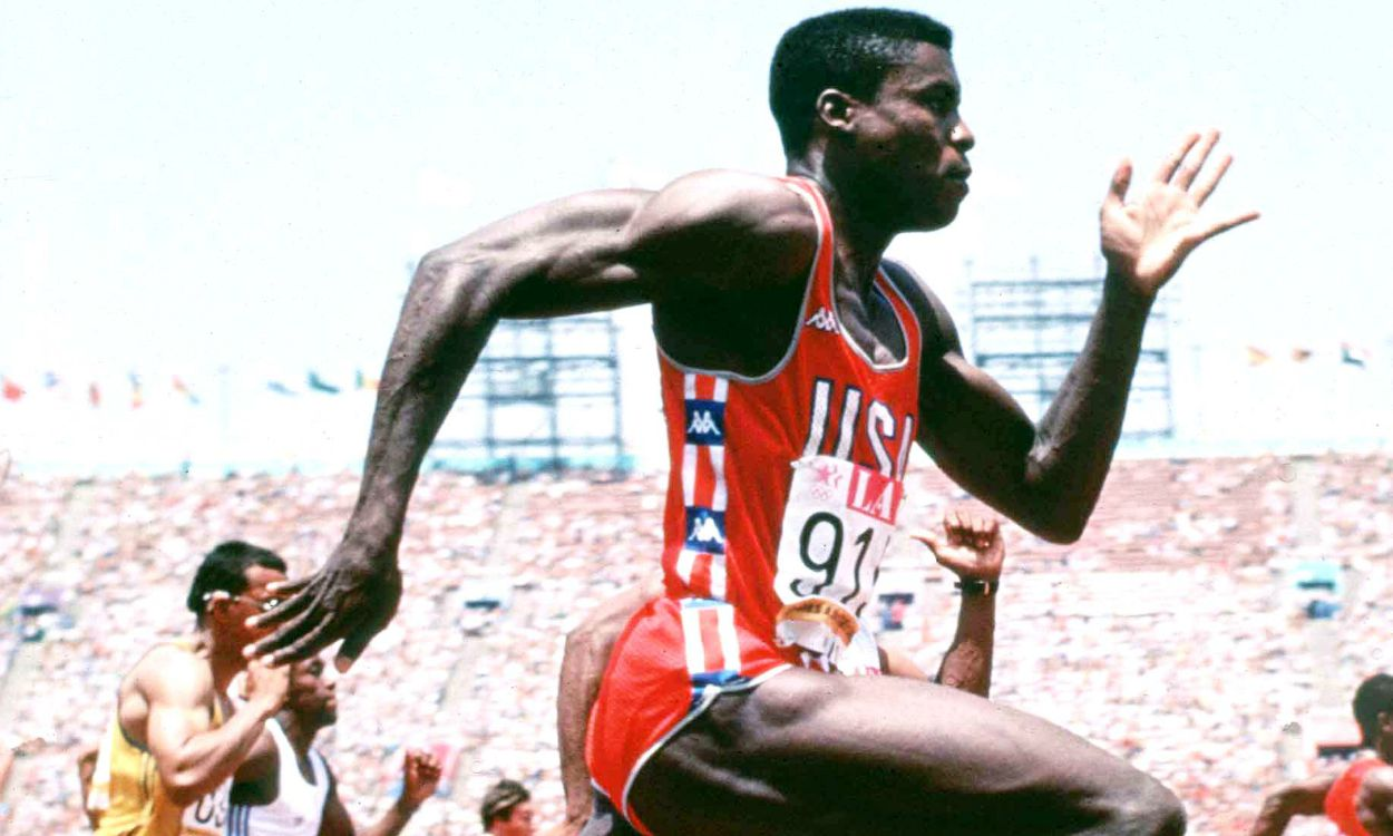 Where are they now? CARL LEWIS