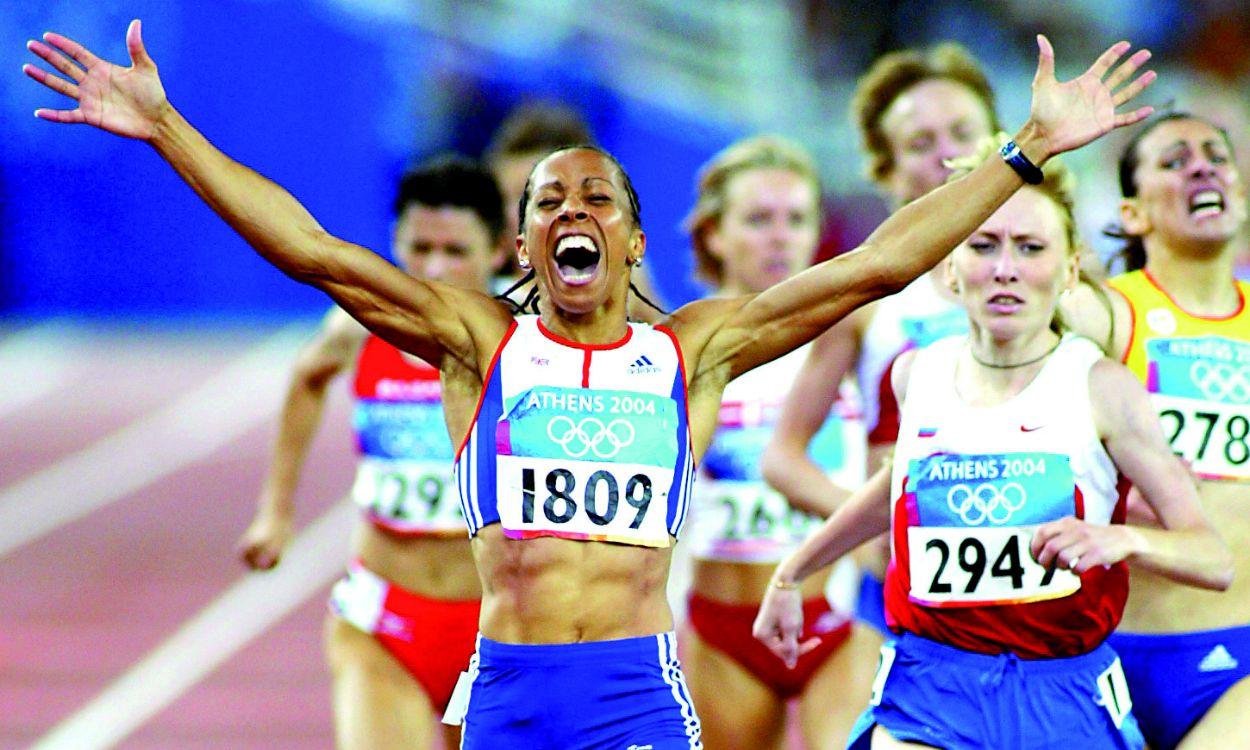 Kelly Holmes to run London Marathon