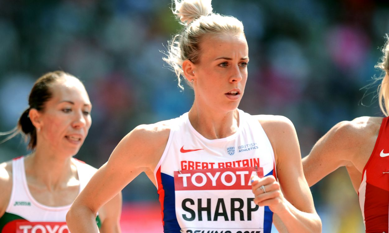 Lynsey Sharp breaks Scottish 800m record