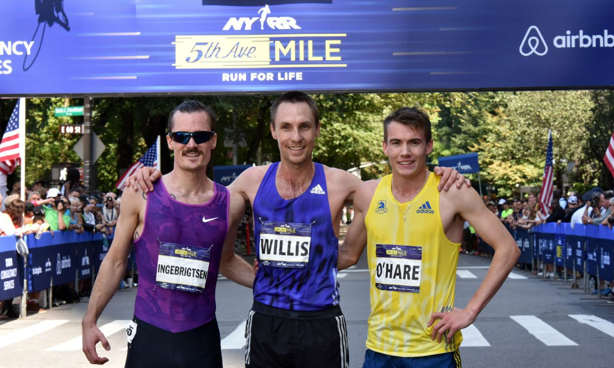 Willis and Simpson win NYRR 5th Avenue Mile – weekly round-up