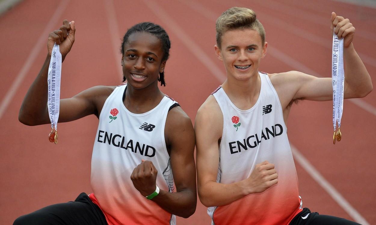 Wolverhampton & Bilston's winning duo