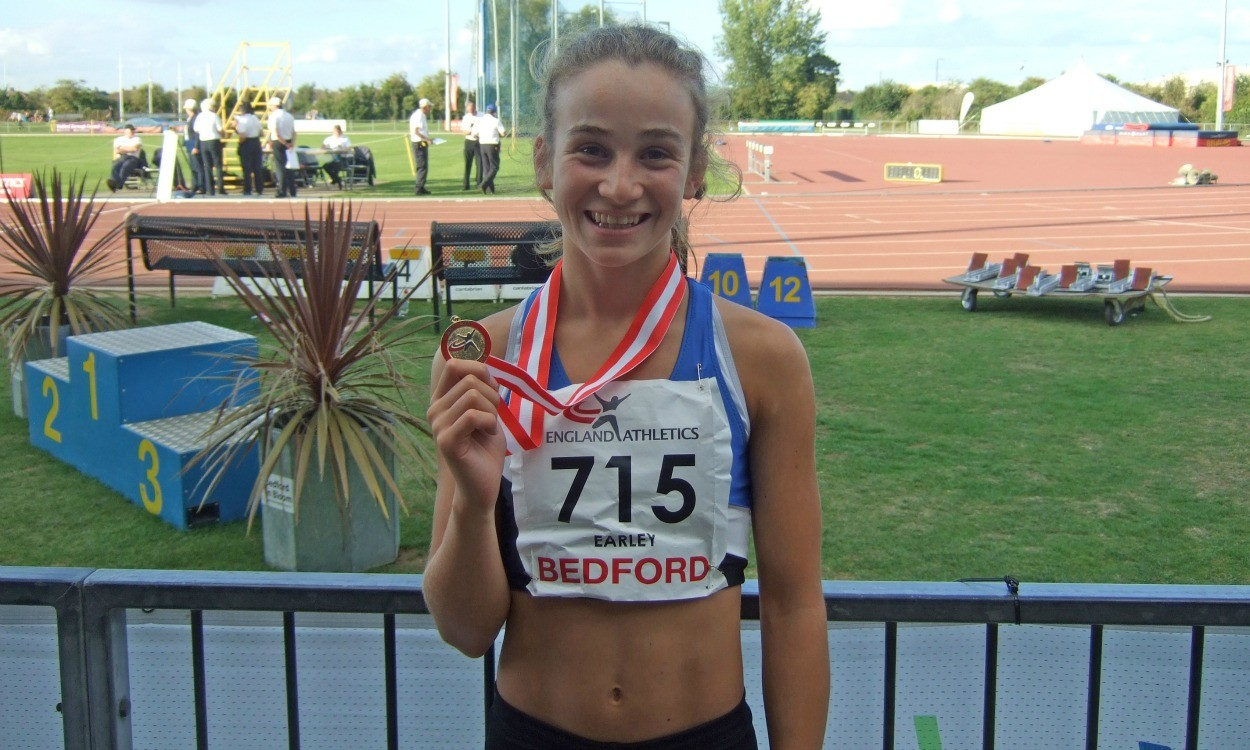 Pippa Earley – Britain's newest heptathlon hope