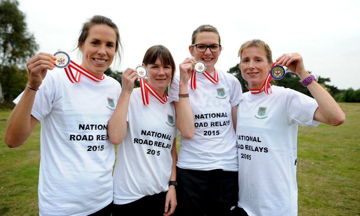 Clubs chase titles at ERRA National Road Relays