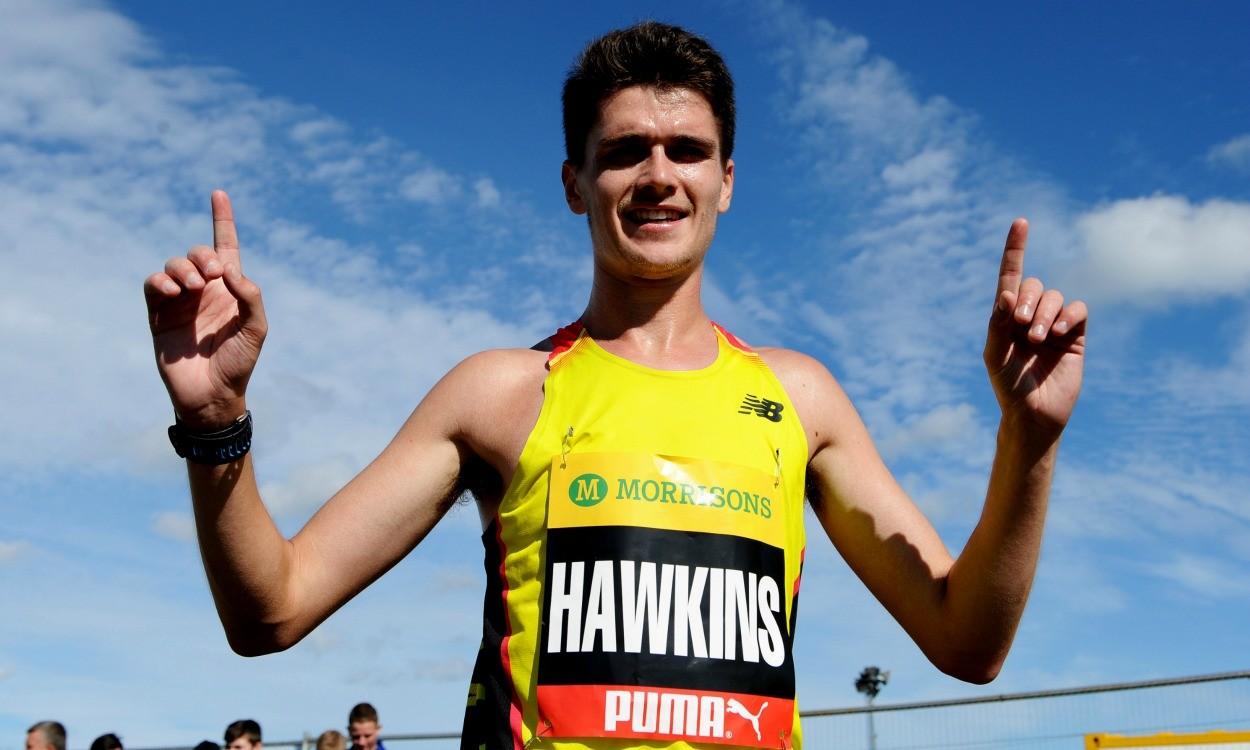 Callum Hawkins gains Rio standard in Frankfurt Marathon