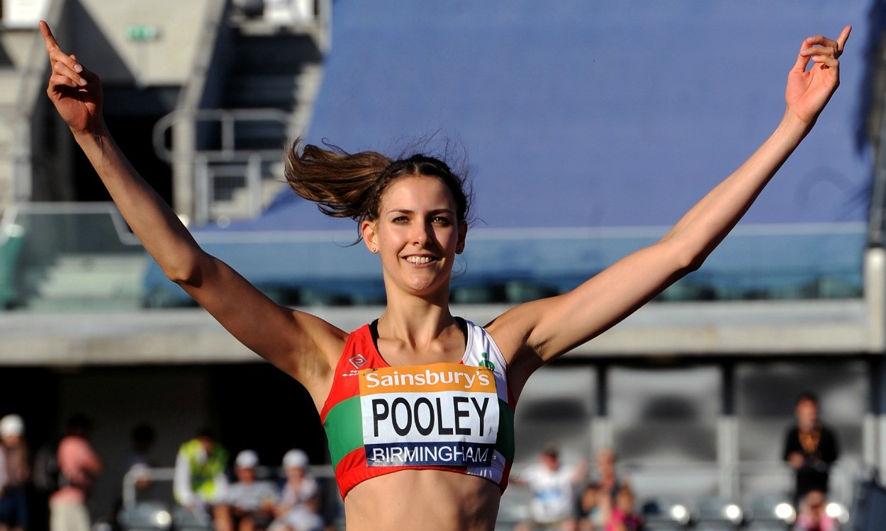 Isobel Pooley more motivated than ever