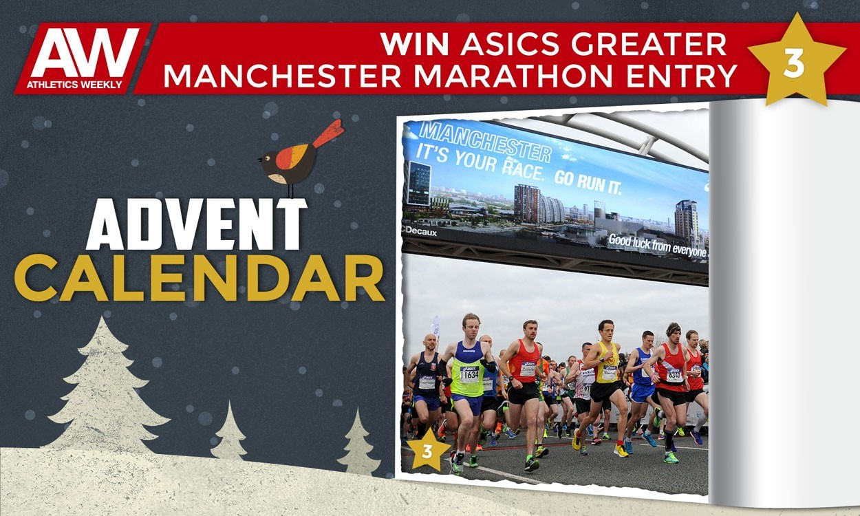 Win ASICS Greater Manchester Marathon entry and kit
