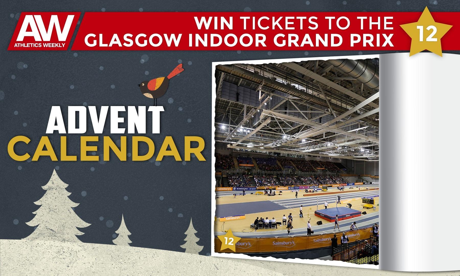 Win Glasgow Indoor Grand Prix tickets