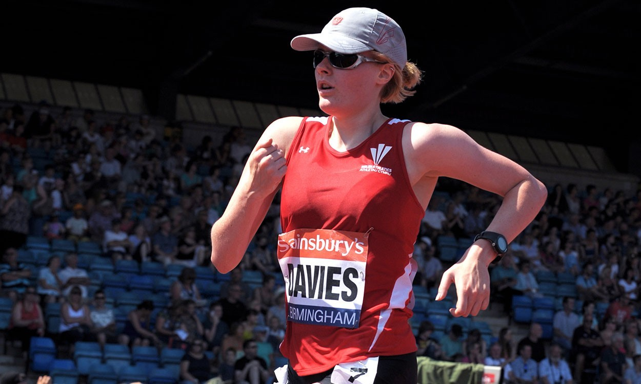 Athlete insight – Bethan Davies