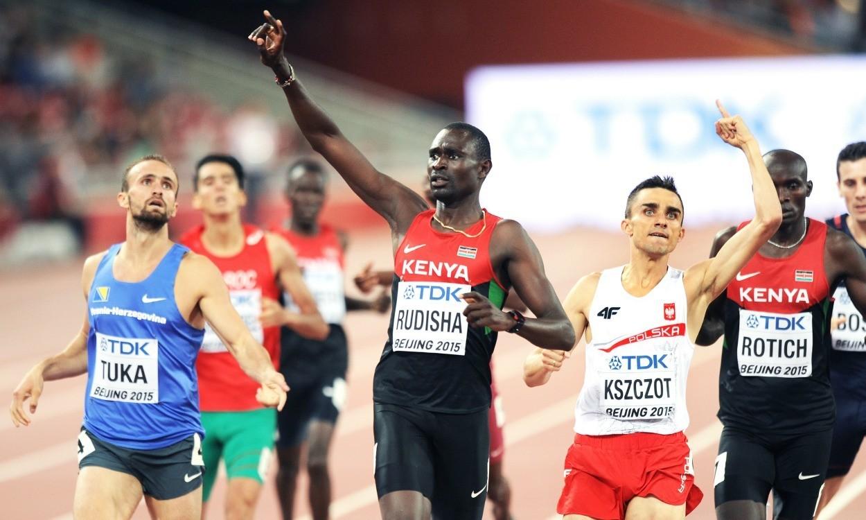 David Rudisha: 800m master