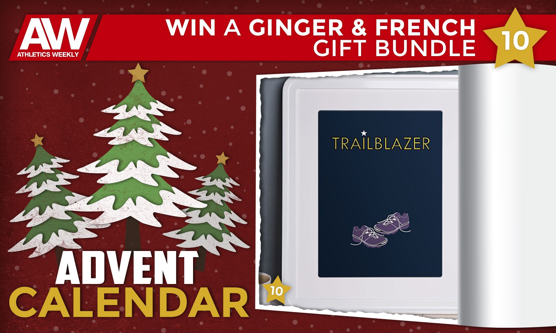 Win a Ginger & French gift bundle