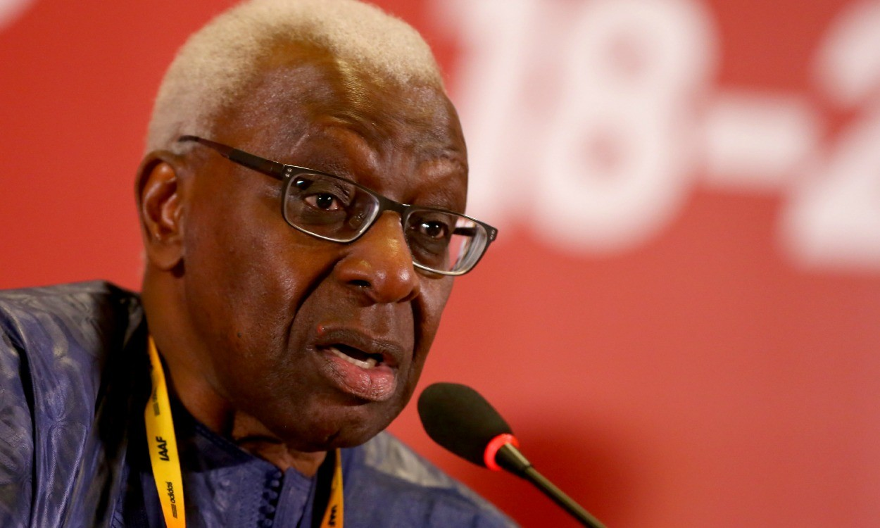 WADA lays blame for IAAF corruption with former president Lamine Diack