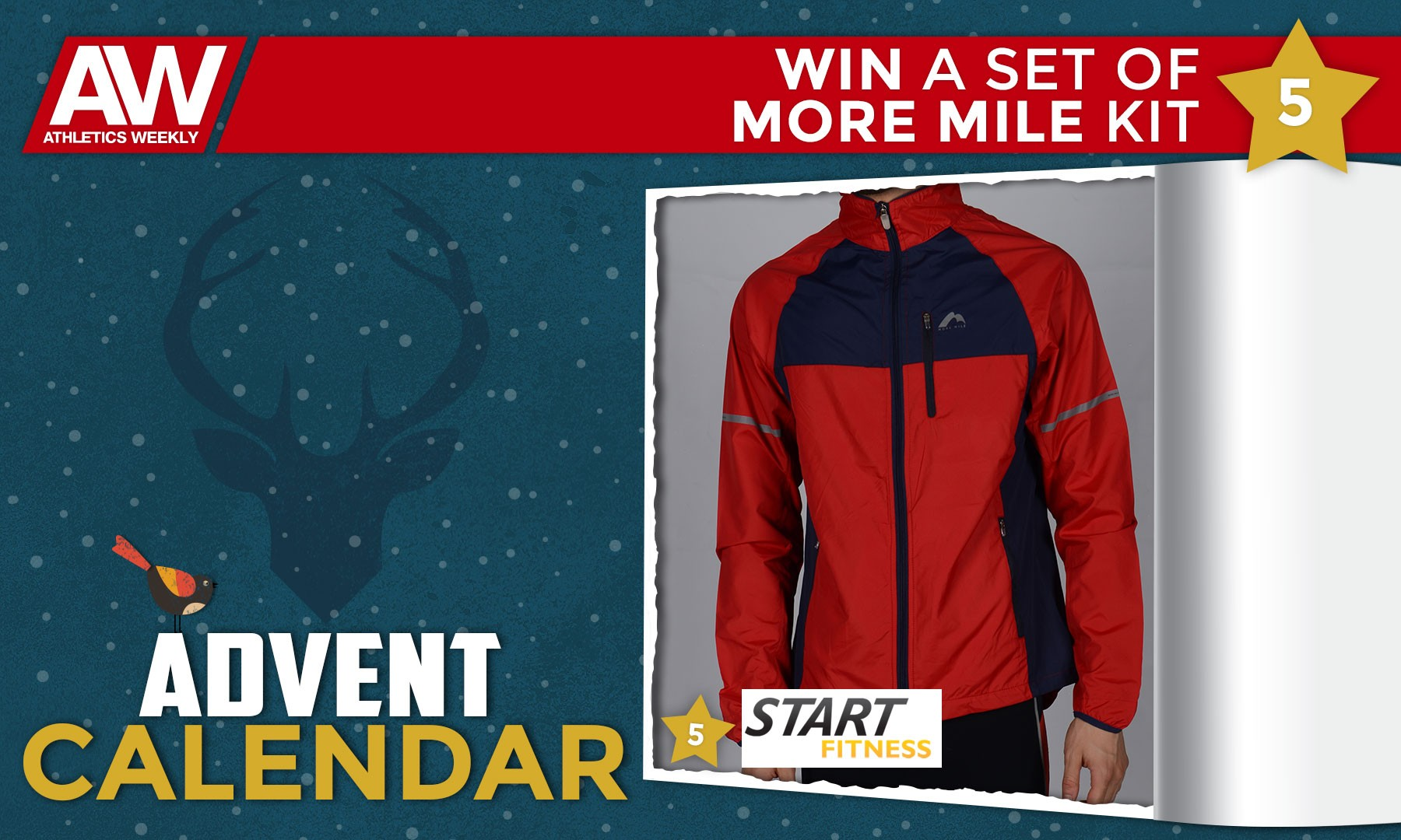 Win More Mile kit