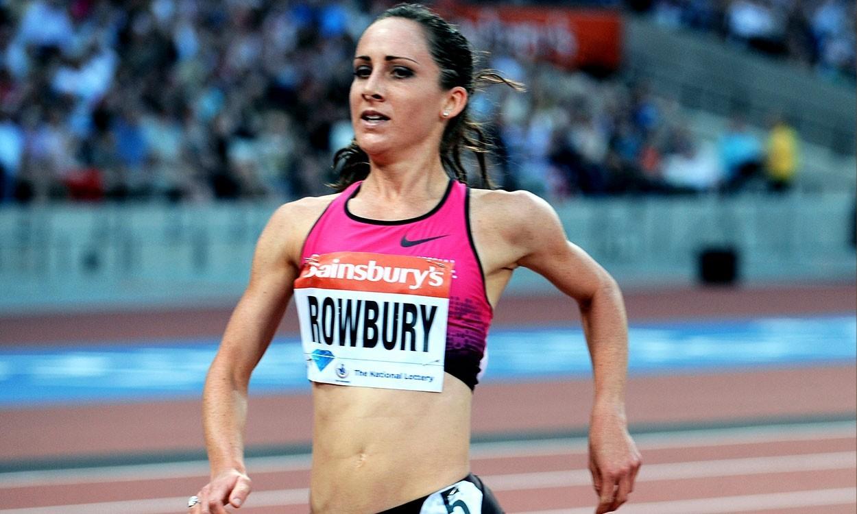Record-breaker Shannon Rowbury