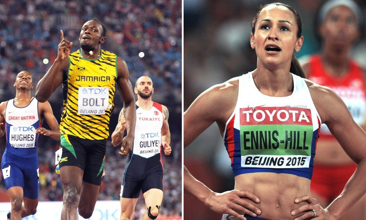 Bolt and Ennis-Hill among winners in 2015 AW Readers' Choice Awards